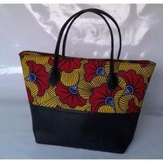 Shop: GHERIT CONCEPT | Konga Nigeria Ankara Bags, Clutch Bag, Tote Bag, African Accessories, Ankara Designs, Bag Patterns To Sew, Denim Bag, Day Bag, Fabric Jewelry