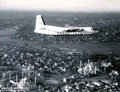 1956. THY İstanbul Semalarında