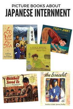 It's important to learn about the history of Japanese internment. These books about Japanese internment are a good place to start.