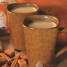 Vanilla Caramel Truffle Latte - Find this recipe in our Recipe IdeaBase!