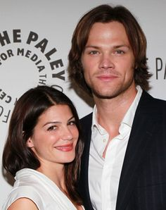 Congrats to JarPad! 'Supernatural's' Jared Padalecki and Genevieve Cortese welcome first son