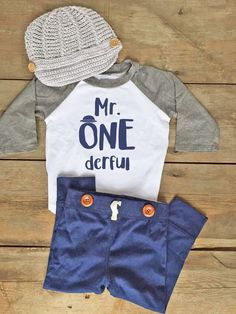 1st Birthday Baby Outfit for Boy - First Birthday Baby Outfit for Boy - 1st Birthday Outfit for Boy - Cake Smash Outfit for Boy