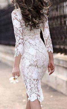 This dress is amazing! | Bride Fiancé Dress Rehearsal Dinner Happily Ever Iowa Attire Outfit | www.happilyeveriowa.com