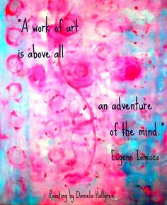 Art quote via Gallery D Inspirational Drops with Art and Quotes www.Facebook.com/Afrodela