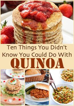 Quinoa is much more