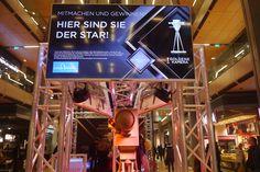 Kommt bei uns in der #EuropaPassage vorbei und besucht unsere tolle Ausstellung und macht beim Gewinnspiel mit. Mehr Infos findet ihr auf unserer Facebook-Seite. #EuropaPassageHamburg #Shopping #GoldeneKamera #Film #TV #Shopping #Hamburg