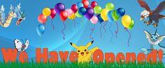 Pokemon Go - we opened Pogostop.com!