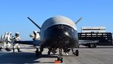 A U.S. Air Force Orbital Test Vehicle landed with a sonic boom at Kennedy Space Center early morning on Sunday, News 6 partner Florida Today reported.