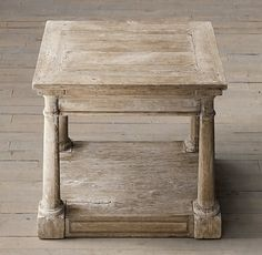Bertrand Side Table | Coffee Tables | Restoration Hardware