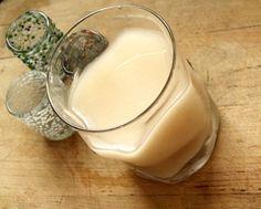 A tuti rizstej recept! Készíts 1 litert 600 Ft helyett, egy bögre rizs áráért! [Színeshír] Egg Replacement, Healthy Drinks, Glass Of Milk, Dairy, Pudding, Food, Custard Pudding, Essen, Puddings