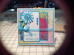 Mom Day, Creative Cards, Happy Mothers Day, Frame, Home Decor, Picture Frame, Mother's Day, A Frame, Interior Design