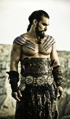 Khal Drogo  Game of Thrones   Jason Mamoa