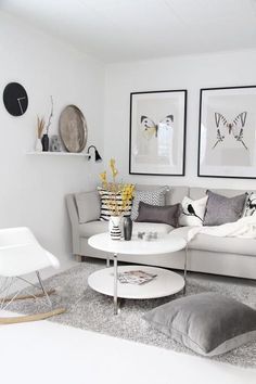 Living room inspiration! #interiors