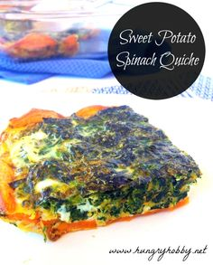 Happy Tuesday Friends! Today I have a festive seasonal quiche for you that is, in true Hungry Hobby kitchen fashion, super easy to make, high in protein, and delicious!   I called this almost 5 ingredient quiche because I'm counting all the dried seasonings as one ingredient, I mean these are staples that you...Read More »