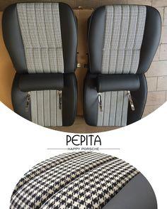 Sedili #Porsche91 #pepita