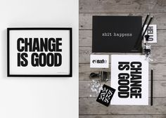Change is Good / Therese Sennerholt