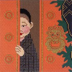 Tibetial Prince by Amanda Lawford