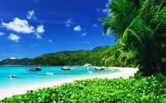 Anse Royal is pure paradise in the Seychelles Islands