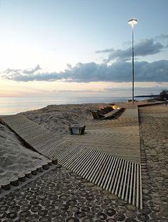 Sea Park // by Substance // Landezine // Saulkrasti, Latvija // foto © Edvins Gurspons