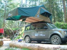 Rooftop camping - Page 11 - Honda Element Owners Club Forum