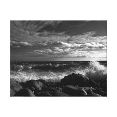 Decorate your walls with Ocean canvas prints from Zazzle! Choose from thousands of great wrapped canvas to beautify your home or office. Ocean Canvas, Black And White Artwork, Photo Canvas, Print Pictures, Photographic Prints, Vintage Prints, Fine Art Photography, Canvas Art Prints, Fine Art America