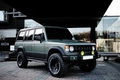 Mitsubishi Pajero -> Hyundai Galloper -> Mohenic Garages redesign - MohenicG Off-look ver. Mohenic Sand Green. www.the.co.kr