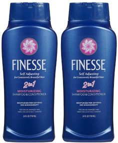 Finesse Moisturizing 2in1 Shampoo  24 oz  2 pk *** Details can be found by clicking on the image.(This is an Amazon affiliate link and I receive a commission for the sales)