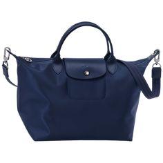 Top-Handle M, Handbags, Navy (Ref.:1515578)