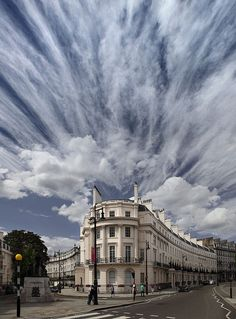 Belgrave Square - London, England