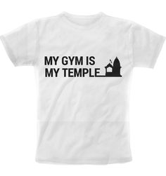 GYM TEMPLE T-Shirt