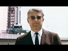 "This video is a wonderful documentary of Von Braun from ""ALABAMA PUBLIC TELEVISION DOCUMENTARIES"" . VIDEO online also available: http://video.aptv.org/progra..."