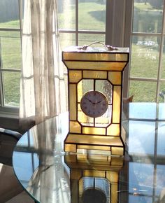 Latvia Clock - The Dale Maley Family Web Site