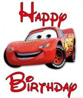 Cars Birthday