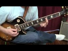Cinnamon Girl Neil Young Guitar Lesson by Shawn Fleming - YouTube