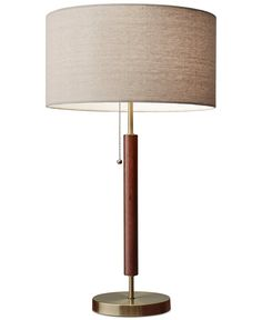 Adesso Hamilton Table Lamp - Lighting & Lamps - For The Home - Macy's