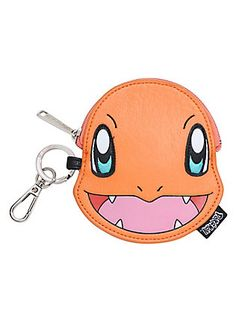 Loungefly Pokemon Charmander Face Coin Purse, $18
