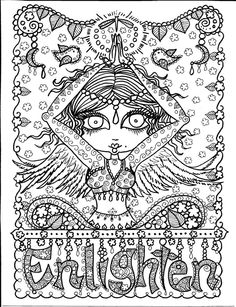Amazon Magical Beauties A Captivating Coloring Book