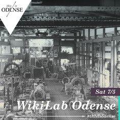 Skriv det selv! Odense WikiLab Læs anbefalingen på: www.thisisodense.dk/2165