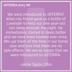 How did you first hear about doTERRA®?