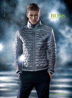 HUGO BOSS GREEN FW14 featuring #MikkelJensen #HugoBoss