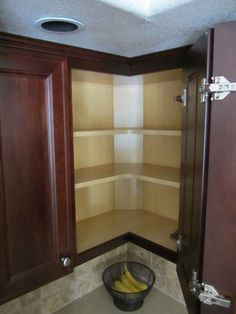 corner upper solution full access no bulky corner cabinet. Interior Design Ideas. Home Design Ideas