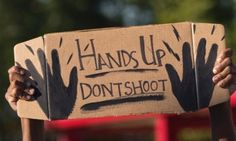 Beyond 'Hands Up, Don't Shoot': what if there's no indictment in Ferguson? | Hannah Giorgis | Comment is free | The Guardian