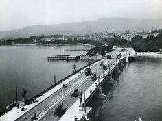 Quaibrücke 1900 Past, Places, Remember This, Pictures