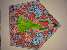 Fashion Design Drawings, Designs To Draw, Art Drawings, Cards, Fashion Drawings, Maps, Playing Cards, Art Paintings