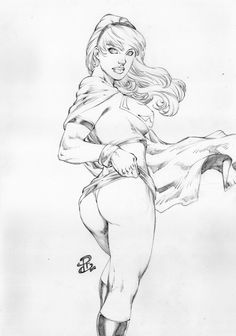 RC SuperGirl by renatocamilo.deviantart.com on @deviantART