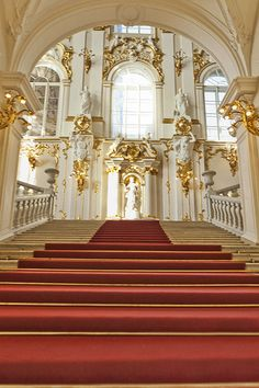 The Hermitage Museum, Saint Petersburg, Russia Russian Architecture, Beautiful Architecture, Architecture Design, Gothic Architecture, Ancient Architecture, Arquitectura Wallpaper, Palace Interior, Mansion Interior, Winter Palace