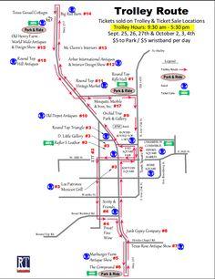 marburger farm map tx antiques week pinterest best texas ideas