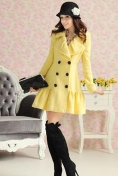 Vintage in Yellow!