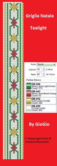 Giogiò & Co: Tealight Christmas