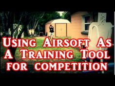 Using Airsoft as a Training Tool